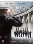 Veterans Day 2009 Poster